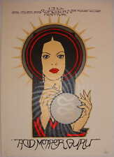 2008 Acid Mother Guru - Roadburn Festival Silkscreen Concert Poster s/n Malleus