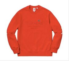 ed7a633bb20b Lacoste x Supreme Crewneck Sweater Red L