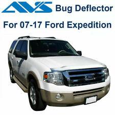 AVS Fits 07-17 Ford Expedition Aeroskin Chrome Hood Protector Bug Shield #622033