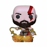 Kratos with Blades Glow GITD God of War Funko Pop Vinyl New in Box