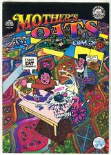 Mother Oats Comix 1 Rip Off Press 1969 FN VF 3rd Print Dave Sheridan