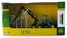 1:50 JOHN DEERE 1270E Wheeled Harveseter FORESTRY Logging *PRESTIGE COLLECTION*