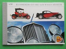 Nederland Prestigeboekje 50 PR50 Louman Museum mooi gestempeld zeer lastig !