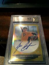 2013 Bowman Chrome Tyler Glasnow Gold Refractor auto 38/50