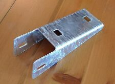 Rear Sill Channel Bracket Tub Galvanized for Land Rover 90 110 Defender 347436