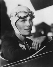 AMELIA EARHART 8X10 GLOSSY PHOTO PICTURE