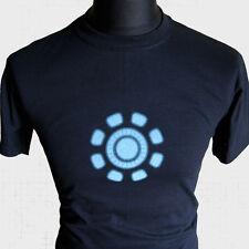 Iron Man Arc Reactor New Super Hero T Shirt Marvel Retro Sci Fi Avengers