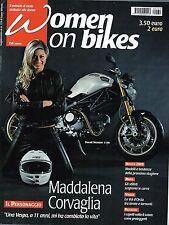 Women On Bike.Maddalena Corvaglia,Valerie Thompson,iii