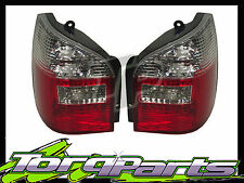 TAILLIGHTS PAIR SUIT FORD FALCON AU BA BF WAGON TAILLAMPS TAIL LIGHTS LAMPS