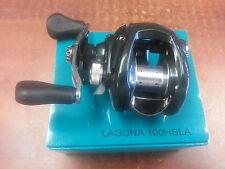 NEW  Daiwa LGN100HSLA Laguna Baitcasting Reel LH 5BB+1 11Lb Max Drag 7.1:1