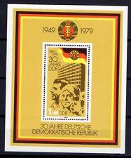 BLOC DDR NEUF ** 1979 MICHEL 56