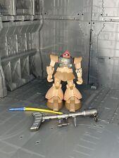 Bandai Mobile Suit Gundam Fighter MSIA Desert Dom Variant Action Figure