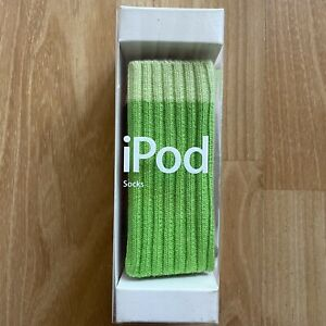 Genuine Apple Ipod Socks Covers 5 Multicolored Pack - M9720G/A - NEW IN PACKAGE