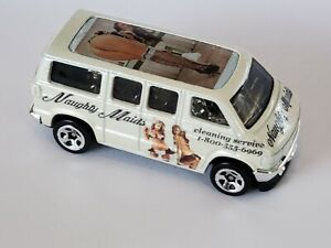 Hot Wheels  NAUGHTY MAIDS new for 2021 Dodge Ram van  custom