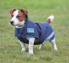 Vêtements et chaussures bleues polaire pour chien
