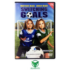 Switching Goals (DVD) Mary-Kate & Ashley Olsen - Comedy Family Kids - Rare OOP