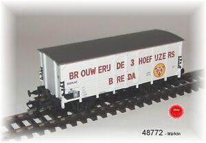 Märklin 48772 Oldtimer-Bierkühlwagen NS # New Original Packaging #