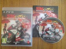 SBK 2011 FIM Superbike World Championship ~~ Jeu PS3 Complet
