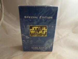 STAR WARS CCG SPECIAL EDITION DARK SIDE SEALED STARTER DECK OF 60 CARDS