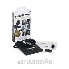 Rode smartLav+ Lavalier Microphone for iPhone and Smartphones NEW