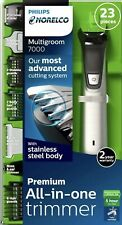 Philips Norelco Multigroom Series 7000, MG7750/49, 23 Piece Mens Grooming Shaver