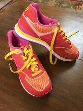 New Balance 574 Women's Running Shoe Size 8.5 PINK - EUC