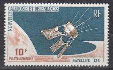 Neukaledonien Nr. 421** Start des Satelliten D1
