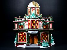 Department 56 North Pole Series #56767 North Pole Town Hall (retired 2005)