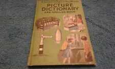 A SECOND LADYBIRD KEY WORDS,PICTURE DICTIONARY AND SPELLING BOOK, 15p, 1970's.