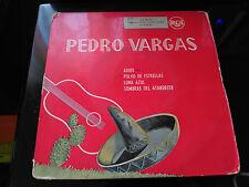 EP PEDRO VARGAS - ADIOS / POLVO DE ESTRELLAS + 2 - RCA SPAIN VG+