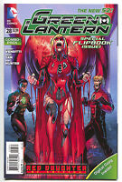 Green Lantern 28 4th DC 2014 NM- New 52 Combo Pack Variant Supergirl