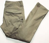 G-Star Rovic Zip 3D Tapered Pants - 32 W / 32 L - Chino - Mens - Cargo Trousers