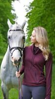Noble Equestrian First Crush Cowl Baselayer Horse Riding only X Small / UK8 left