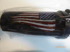 Patriotic Blender Bottle w/ American Flag