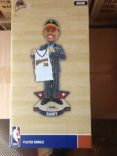 Stephen Curry Golden State Warriors Draft Day Bobblehead Splash Brothers NEW