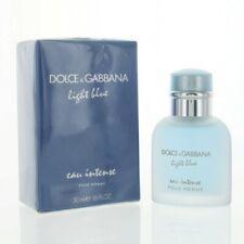 D & G Light Blue Eau Intense By Dolce & Gabbana 1.6 Oz Eau De Parfum Spray, Men