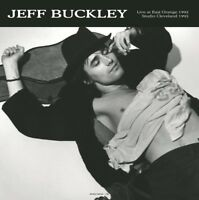 Jeff Buckley Live in 1992 & 1995 NEW SEALED 180g LP Radio Broadcasts