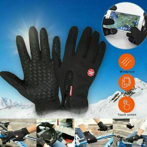 Winter Handschuhe Warm Thermo Windproof Wasserdicht Finger Touch Screen Gloves