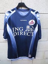 VINTAGE Maillot LILLE LOSC KIPSTA Pro shirt away 2002 2003 football jersey XL