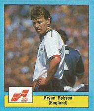 MATCH MAGAZINE-EURO 1988-ENGLAND & MANCHESTER UNITED-BRYAN ROBSON