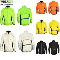 """Fluro Yellow Waterproof Azur Chaser Jacket Large /""""Special/"""""""