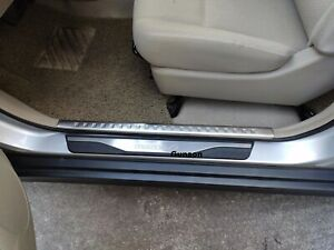 für Mazda 6 Zubehör Teile Auto Schutz Einstiegsleisten Scuff Plate Türrahmen 19