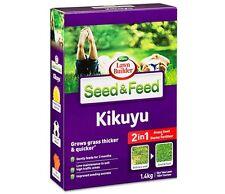 Scotts Seed & Feed Kikuyu - Grass Seed & Starter Fertiliser