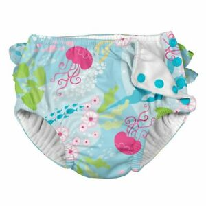 iPlay Snap Reusable Absorbent Swimsuit Diaper