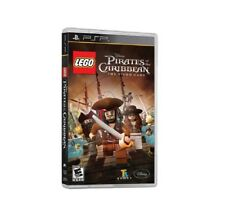 NEW FACTORY SEALED SONY PSP LEGO DISNEY PIRATES OF THE CARIBBEAN THE VIDEO GAME