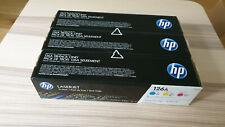 HP 126A CE311A CE312A CE313A Toner (Cyan Magenta Gelb, 3er-pack)