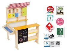 Kaufmannsladen Kinder Kaufladen Spielzeug aus Echtholz Kaufmannsladen Spielladen