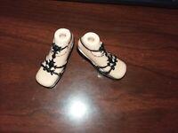Bratz Girlz Girl Doll Black Cloe (Light Skin Tone) High Heel Shoes Accessory