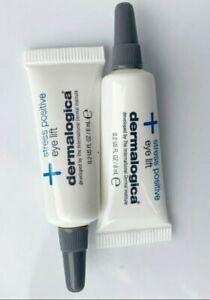 Dermalogica Stress Positive Eye Lift 6ml X 2 NEW ⭐️