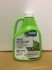 Safer Brand Insecticidal Soap - 16-Ounce Concentrate, Free Shipping
